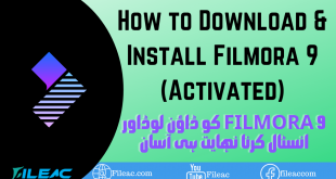 How to Download & Install Filmora9