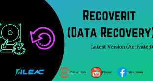 Recoverit (Data Recovery)